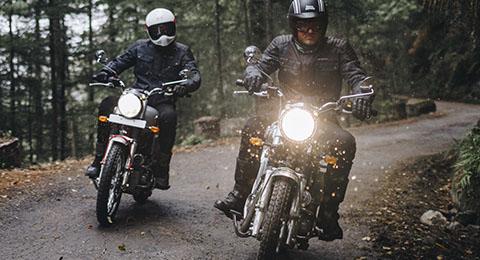 """""""El placer de manejar una moto"""""""